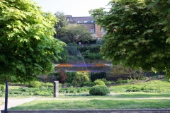 Bremen - Vegesack Town Garden, Bremen, Germany, Europa